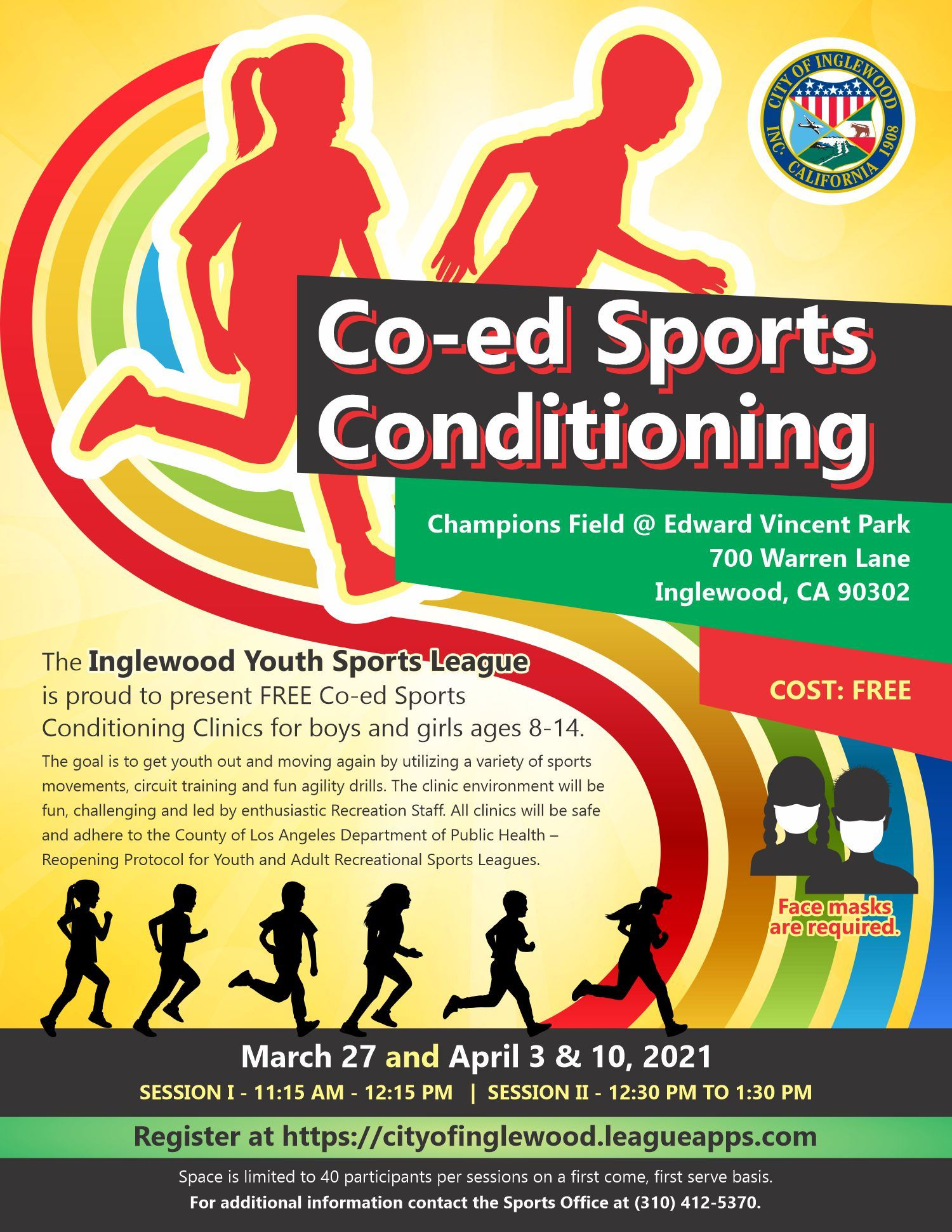Co-ed Sports Conditioning