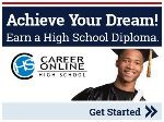 Click to get started with Career Online High School.
