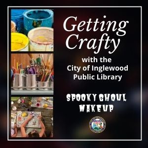 Getting Crafty with the City of IPL - Spooky Ghoul Makeup, icon Opens in new window